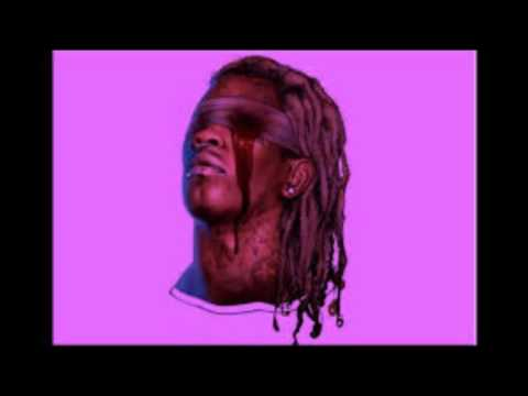 Young Thug - Purple Digits instrumental Free