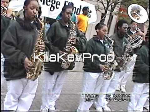 Cass Tech High School - Mighty Tech - 2001