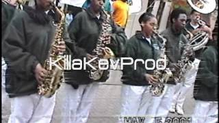 Cass Tech High School - Mighty Tech - 2001