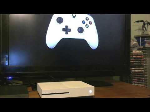 XBox One S - White + FIFA 17 UNBOXING