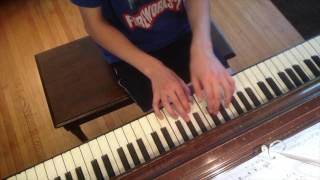 Tango Taboo (Piano Cover by Micah)