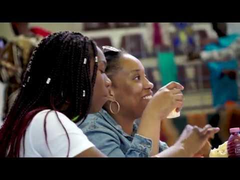 La journée culturelle de l'Afrique et de l'Outre-Mer au Palais des sports