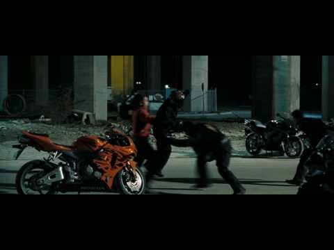 War Rogue Assassin 2007 Chinese Gang VS Yakuza Scene HD