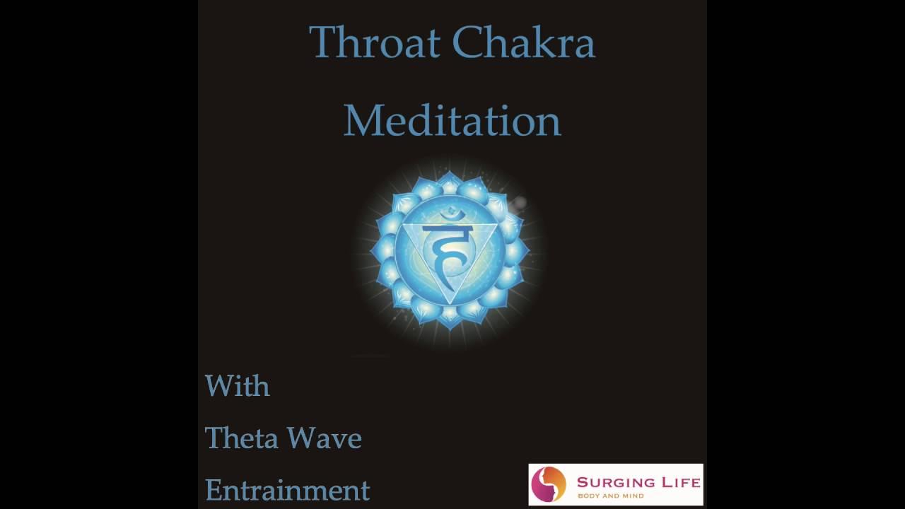 Throat Chakra Meditation Guided mp3 - Healing & Opening