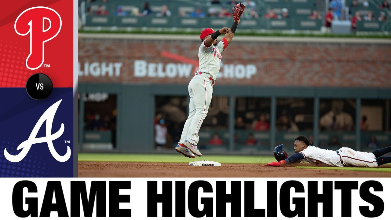 Download Phillies vs. Braves Game Highlights (5/8/21) | MLB Highlights