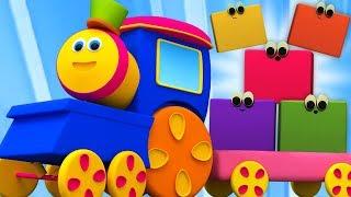 Bob Il Treno | Colori Per Bambini | Treno educativo | Bob Colors Train | Kids Tv Italiano