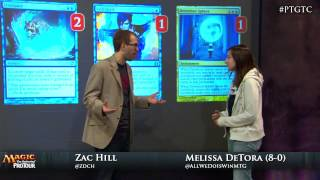 Pro Tour Gatecrash Deck Tech - Bant Control with Melissa DeTora