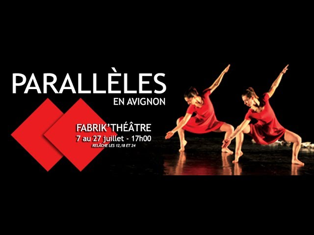 PARALLÈLES (teaser Avignon)  / Abderzak Houmi - Cie X-Press