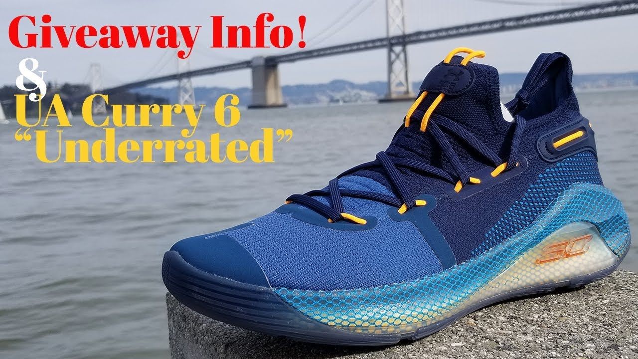 99f1bc0c4e3c Under Armour Curry 6