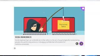Phishing Staff Awareness E-learning Course Demo