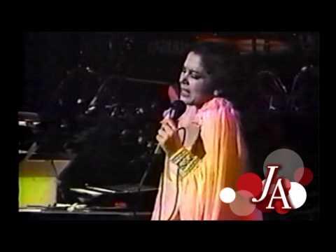 Isabel Pantoja, Sensaciones (en concierto, 1995).