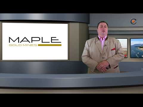 Newsflash #77 With Auryn Resources & Maple Gold Mines