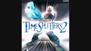 TimeSplitters 2 [Music] - Space Station
