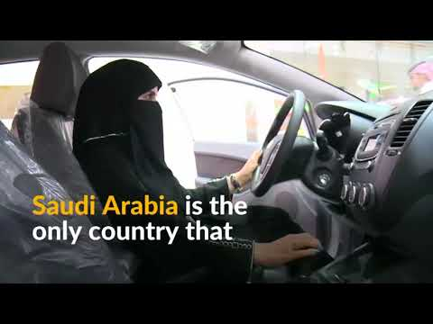 Saudi Women Flock To Female-Only Motor Show