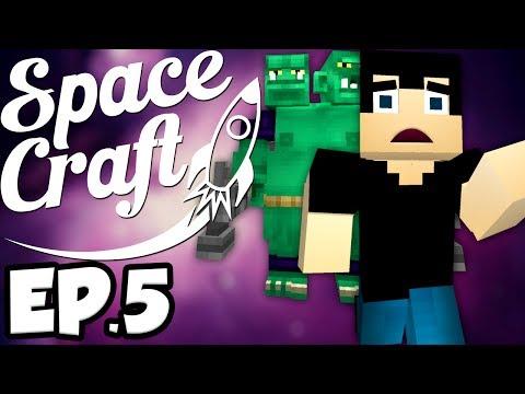 SpaceCraft: Minecraft Modded Survival Ep.5 - OGRE!!
