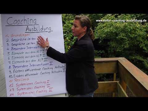 Personal Coaching Ausbildung
