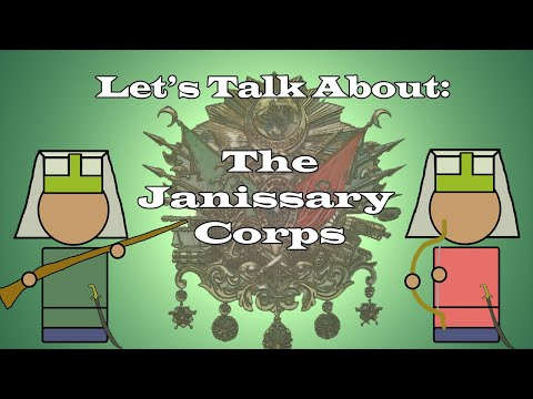 Janissary Corp: How Slaves Became the Ruling Elite - Let's Talk About