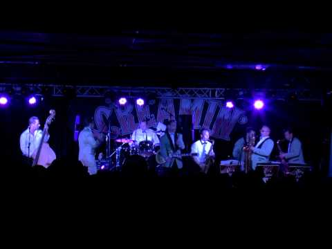 The Ray Collins Hot Club@15th Screamin`festival 2013