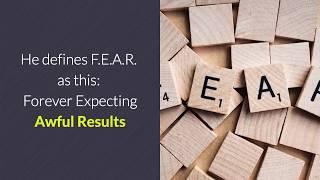5 Biblical Ways t๐ Short Circuit Fear