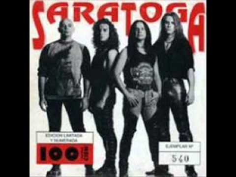 Saratoga - Loco,(Version acustica 1996)