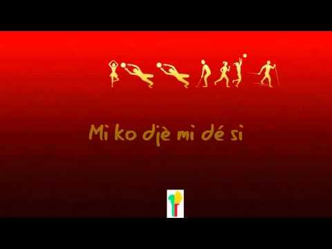 WP BABAJEJE(Mi Tchi Té)Lyrics by SYM EVENT