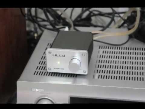 AUNE Digital Music Hifi Player  support 24bit 192K