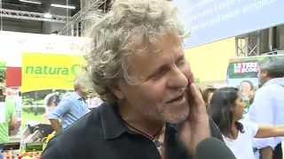 Sana 2014 | Renzo Rosso di Diesel a Sana per NaturaSì