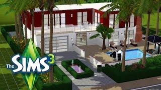 Les SIMS 3 - Construction maison de rêve