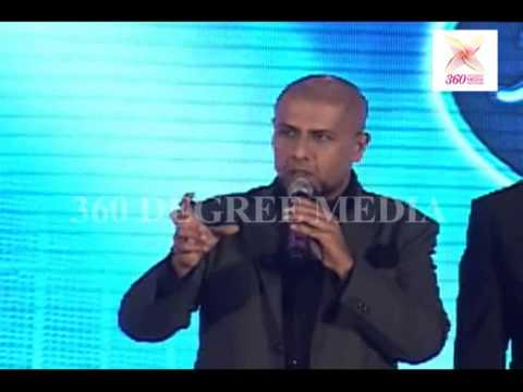 "Indian Idol Junior - Vishal Dadlani ""Mai To Bhut Darawana hu.."" at the Press Conference"
