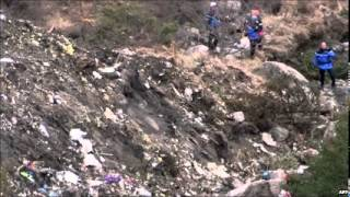 Germanwings plane 4U 9525 crashes in French Alps Without survivors