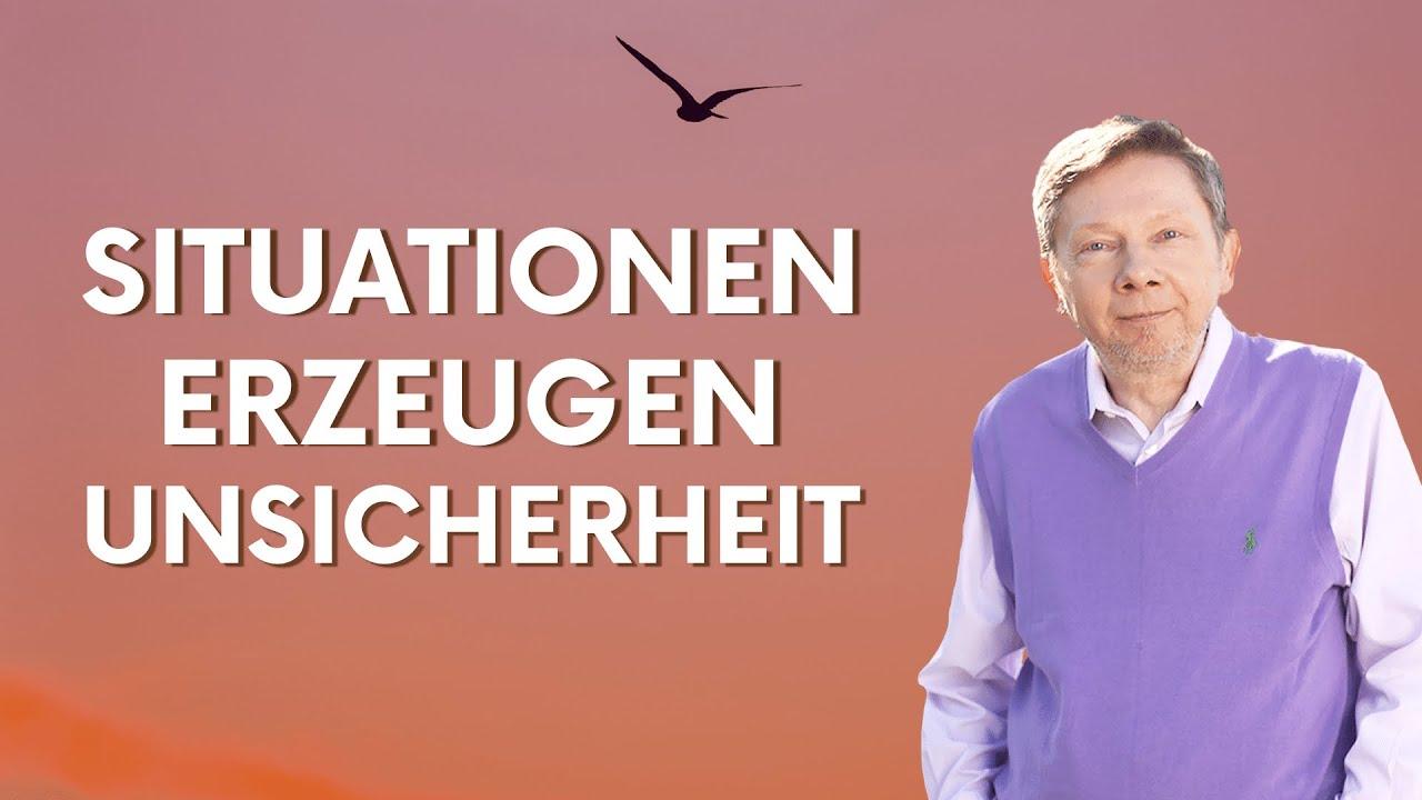 Download Situationen erzeugen Unzufriedenheit - Eckhart Tolle Deutsch