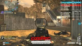 COD Ghosts: 82-2 Double KEM Comeback on Warhawk! Livestream Highlight!