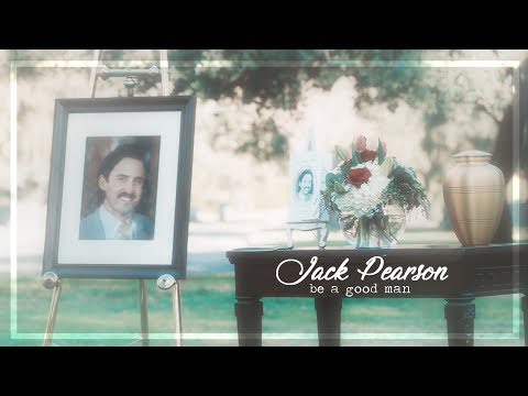 JACK PEARSON | be a good man
