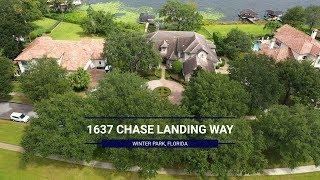1637 Chase Landing | Winter Park Florida | Windsong