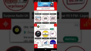 Nigeria Radio stations online screenshot 2