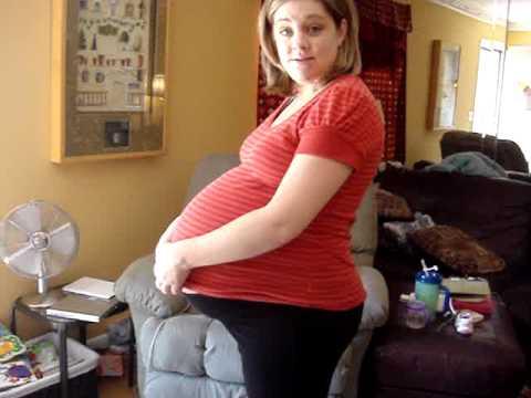 Quadruplets Belly Triplet Belly - YouTub...