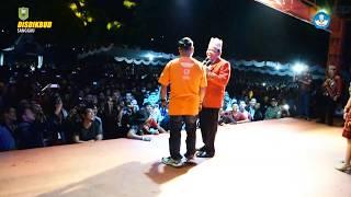 ONIH AGAH GETARKAN DORI' MPULOR (Penutupan Festival Gawai Dayak Sanggau 2019)