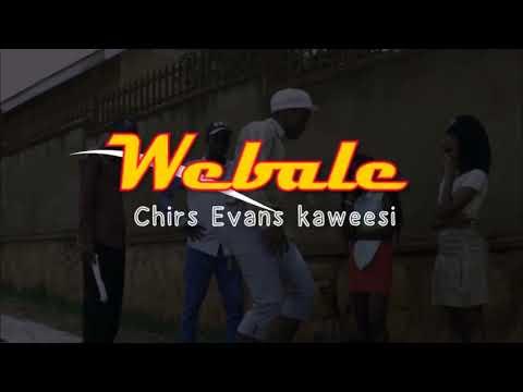 Download CHRIS EVANS Webale Lyrics Video  Ugandan Music 2021 HD