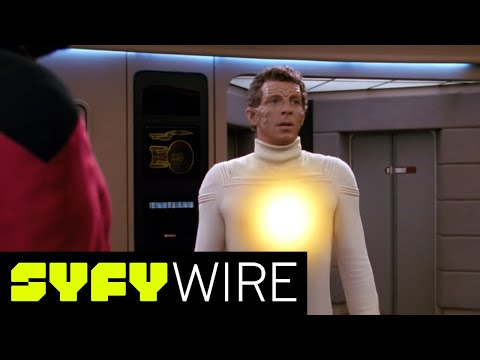 The Crazy And Bizarre Romances Of Star Trek's Beverly Crusher | SYFY WIRE