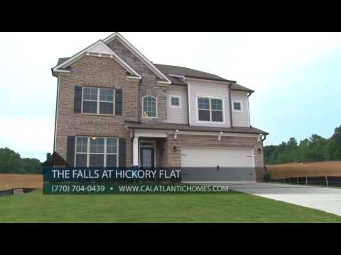 The Falls At Hickory Flat – New Homes In Canton, GA