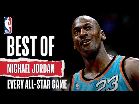 1e9a66ca985 Michael Jordan s Best Play of Each All Star Game He Played In! - YouTube