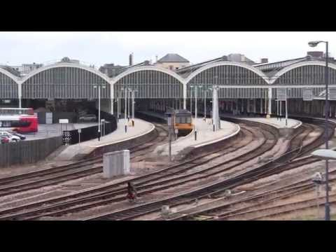Hull Railway Station - Sunday 15th June 2014