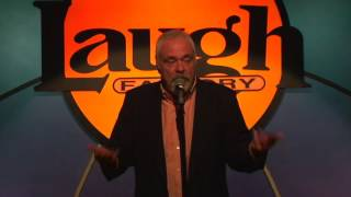 Bob Dean - Laugh Factory November 2016