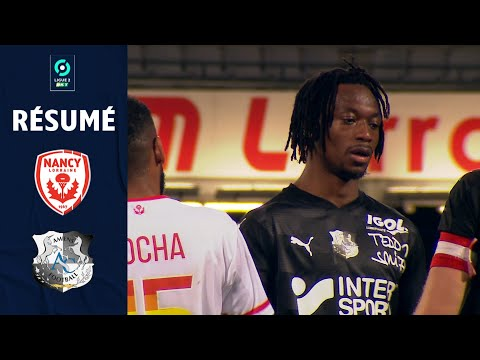 Nancy Amiens Goals And Highlights