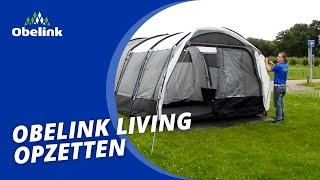Obelink Living - Opbouwinstructie - Wat is een goede tunneltent? | Obelink Vrijetijdsmarkt