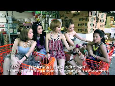 Billabong Hong Kong - Life's Better In -- Super Girls - Interview