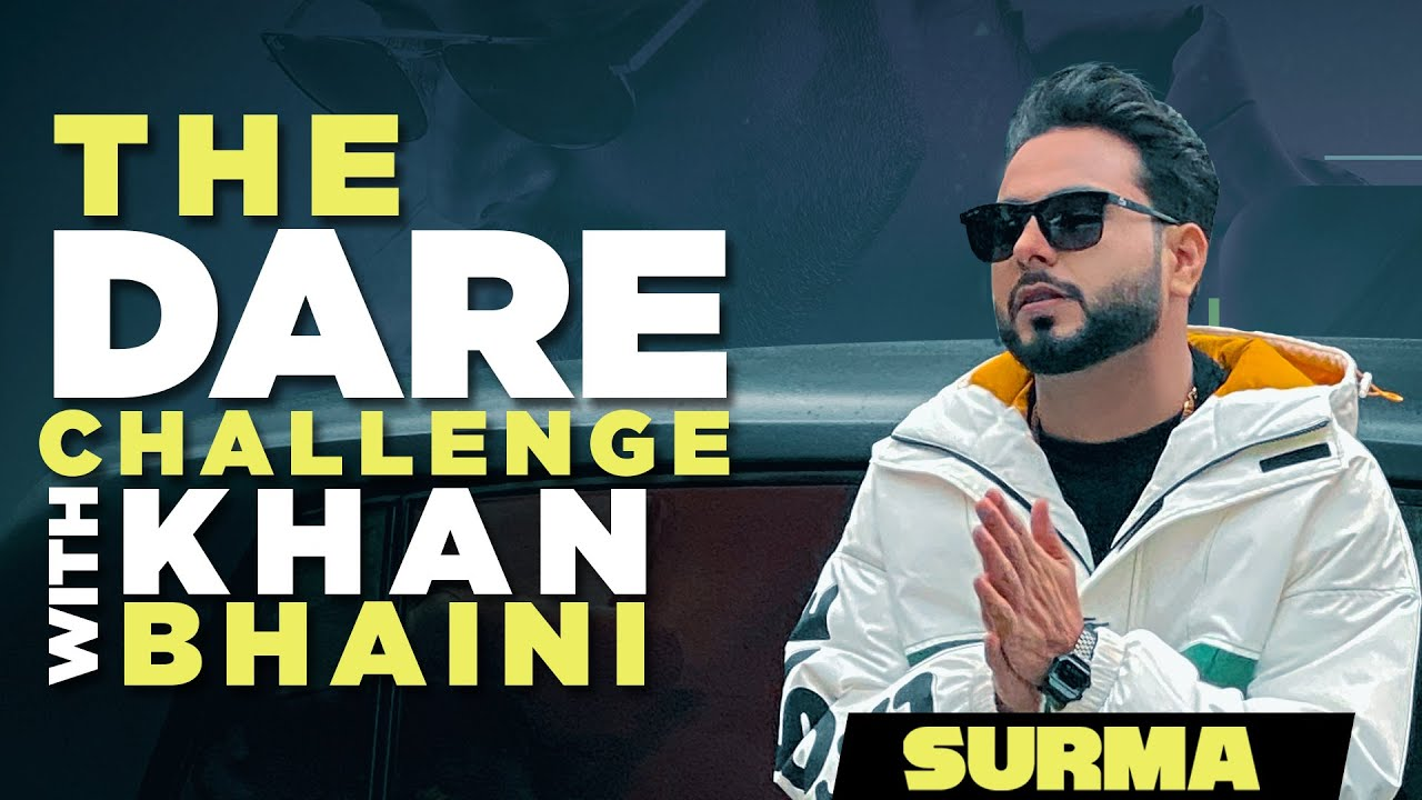 The Dare Challenge ft. Khan Bhaini | Surma | 1 Day To Go | Latest Punjabi Songs 2021 | Speed Records