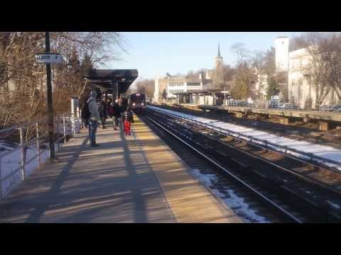 Metro North Harlem Line Railfanning at Bronxville (Read Desc)