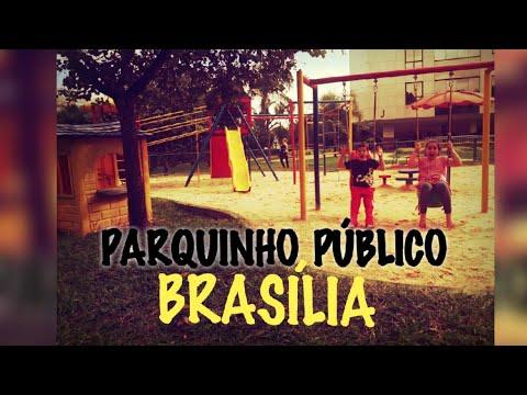 PARQUINHO PÚBLICO EM BRASÍLIA DF