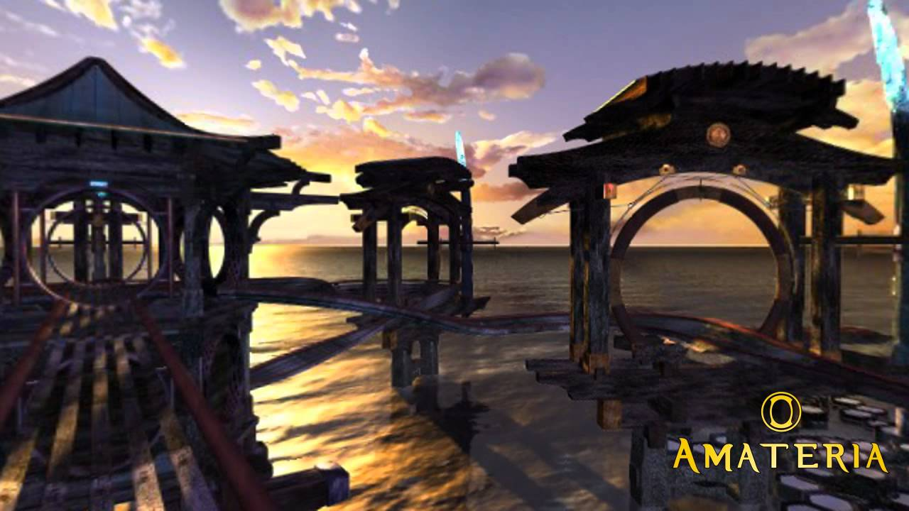 myst iii exile ambient themes amateria level 1 the spider